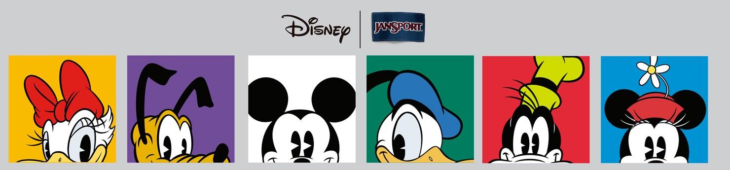 Mochila Jansport x Disney