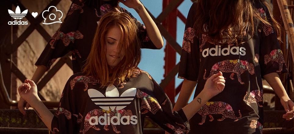 Tênis Adidas + Farm