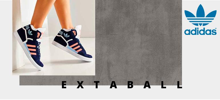 Tênis Adidas Extaball