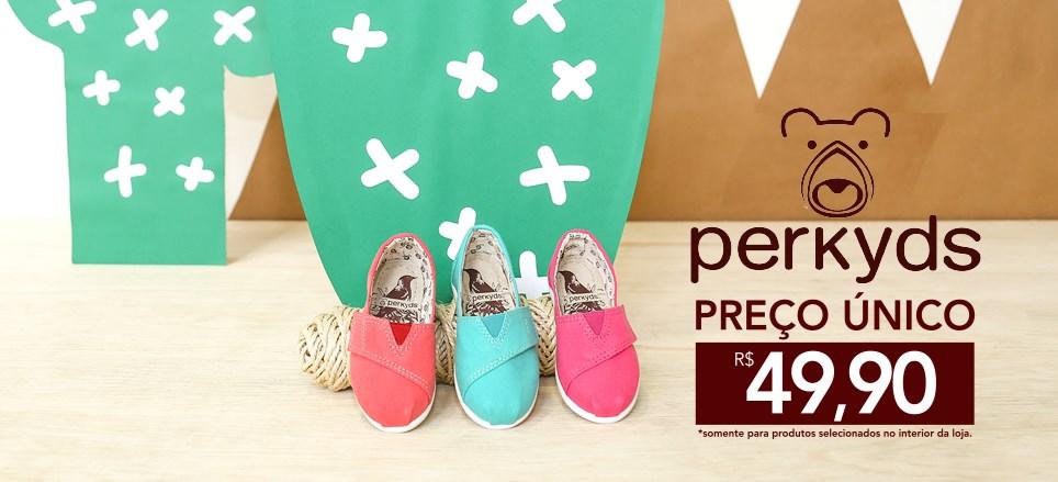 Perkyds em Promoção R$ 49,00
