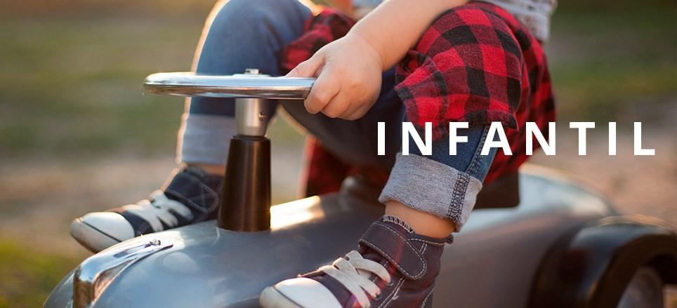 Tênis Infantil