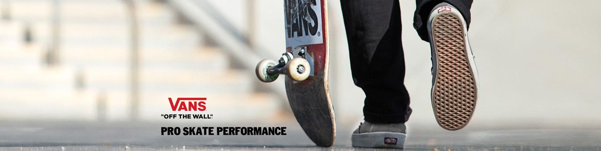 Vans - Pro Skate Perfromance
