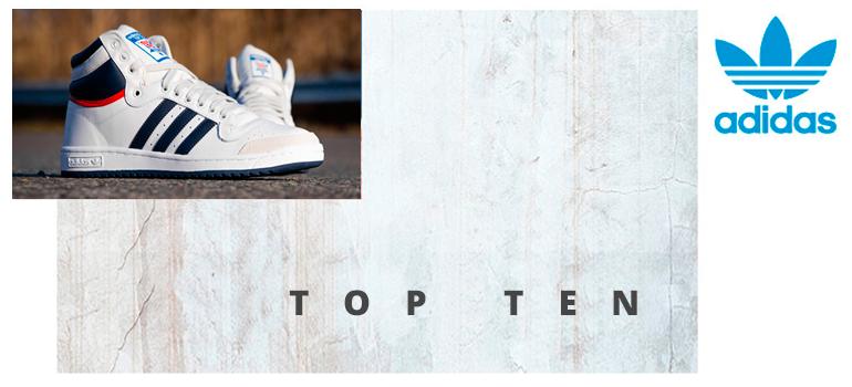 Tênis Adidas Linha Top Ten