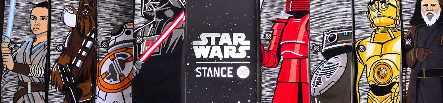 Stance Coleção Star Wars