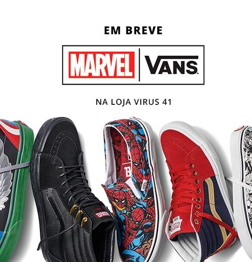 Vans Marvel