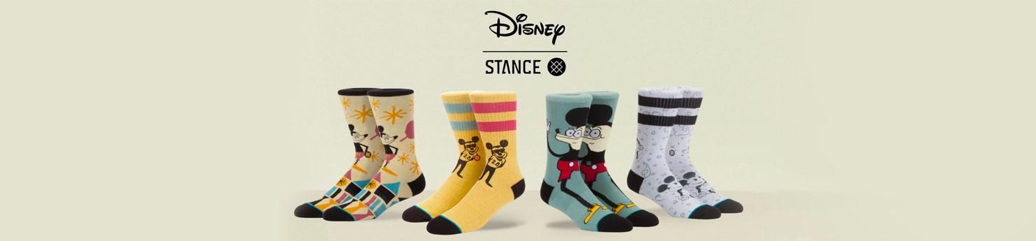 Meias Stance x Disney