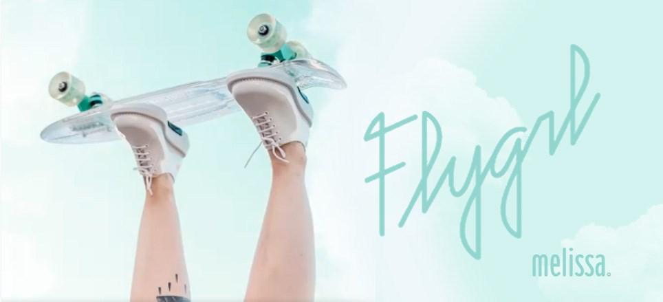 Melissa Coleção Flygrl
