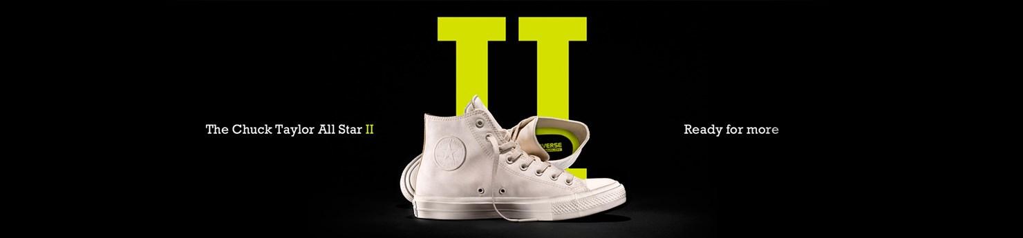 Tênis Converse All Star Chuck Taylor II