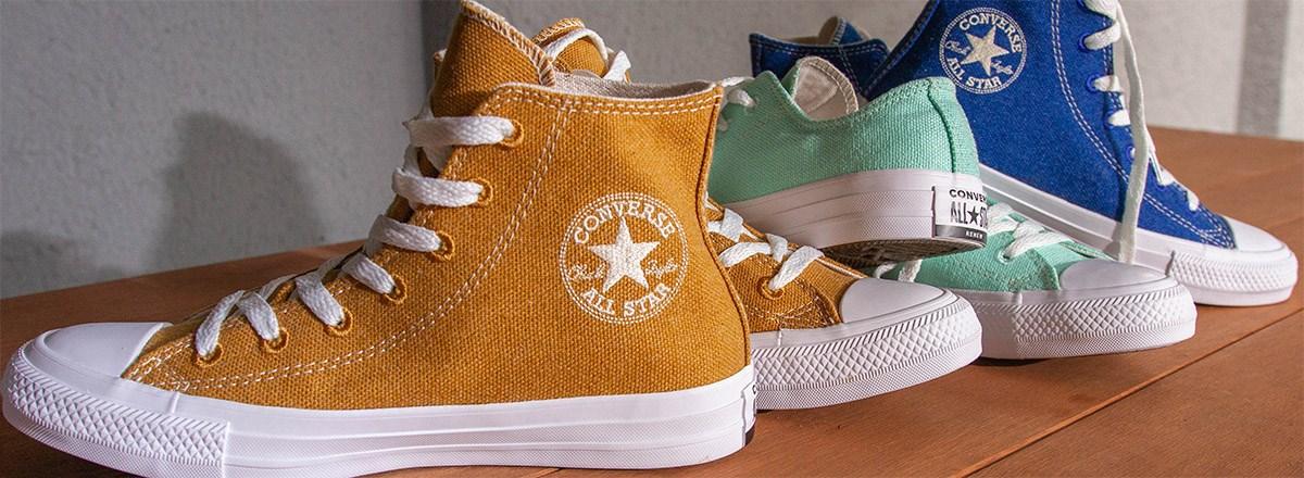 Tênis Converse All Star Coleção Renew