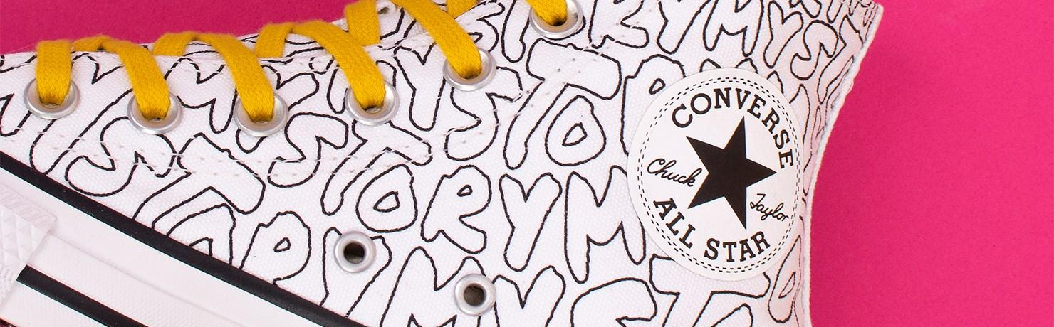 Converse My Story - Tênis All Star Chuck Taylor e Chuck 70