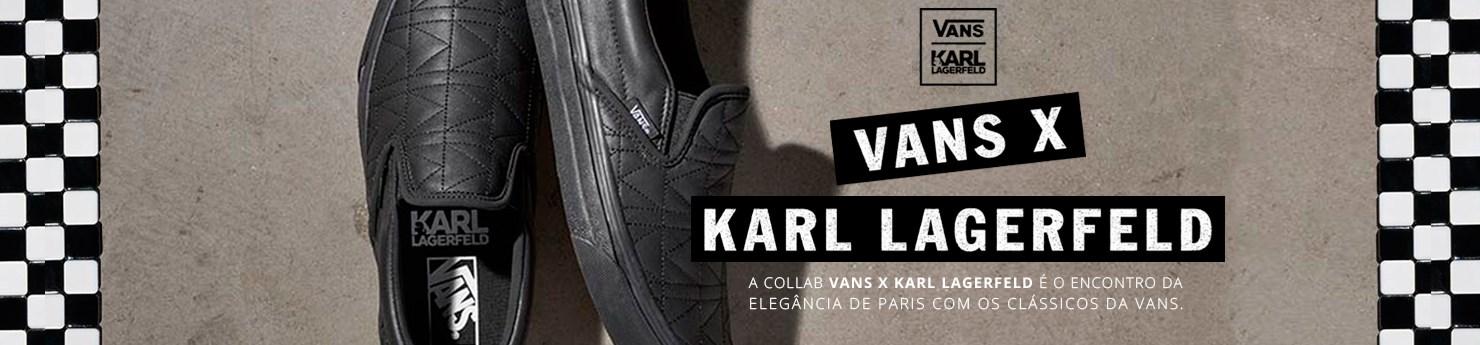 Vans Karl Lagerfeld