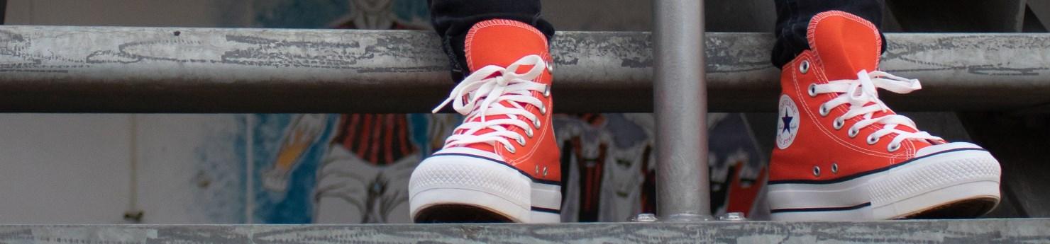Tênis Vermelho - Converse, Vans, Keds, Adidas, Puma