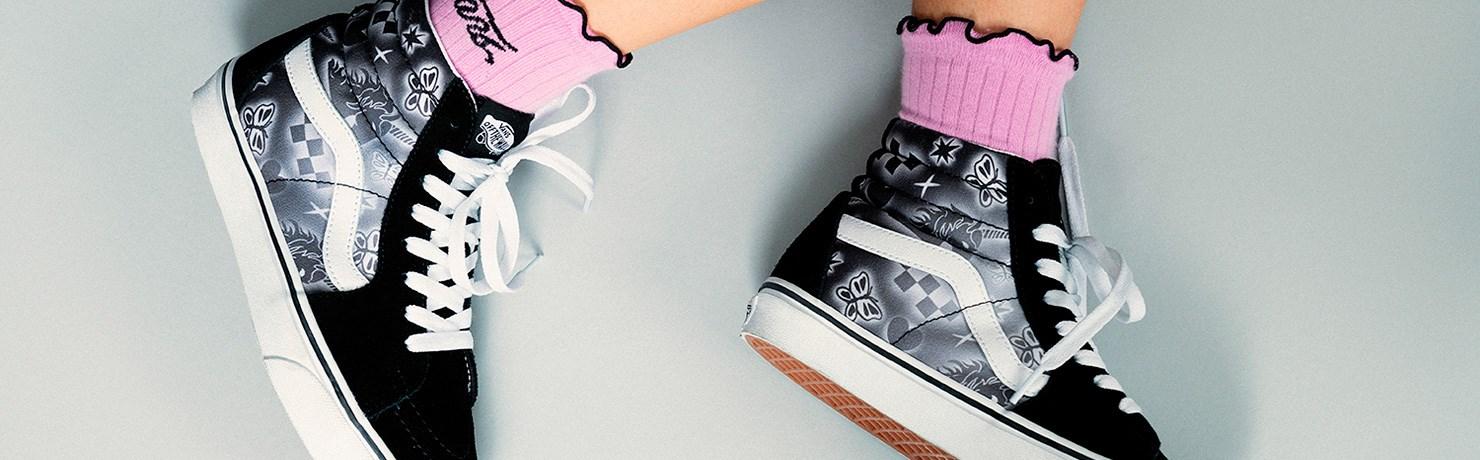 Tênis Estampados - Vans Converse All Star adidas Puma
