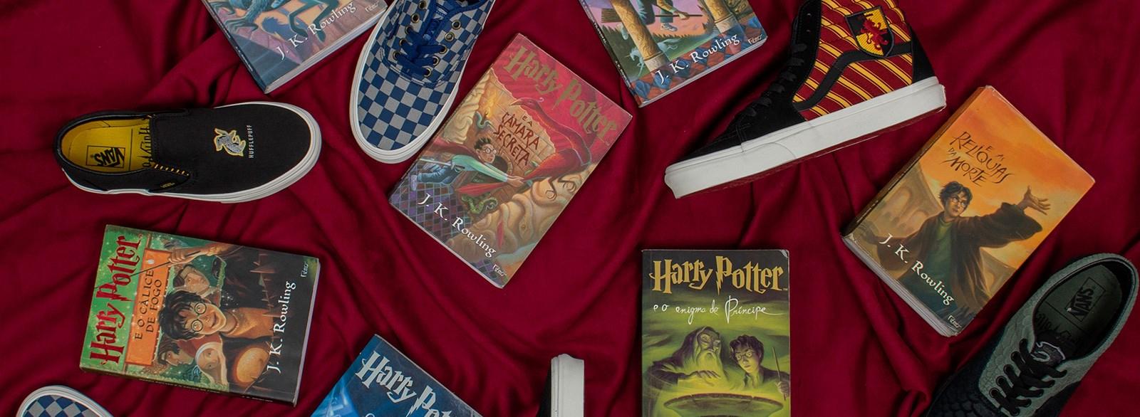 Blog LV41 Coleção Vans x Harry Potter