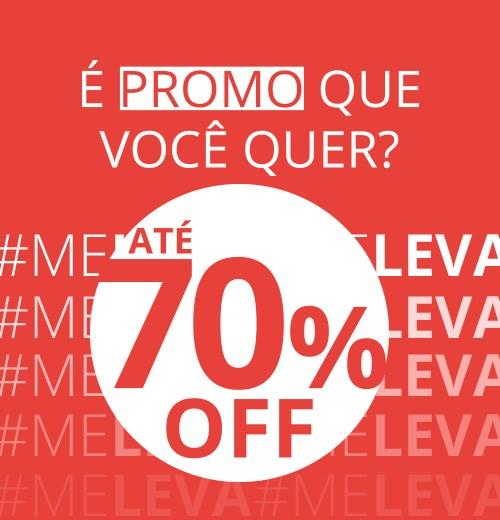 Promoção #MeLeva