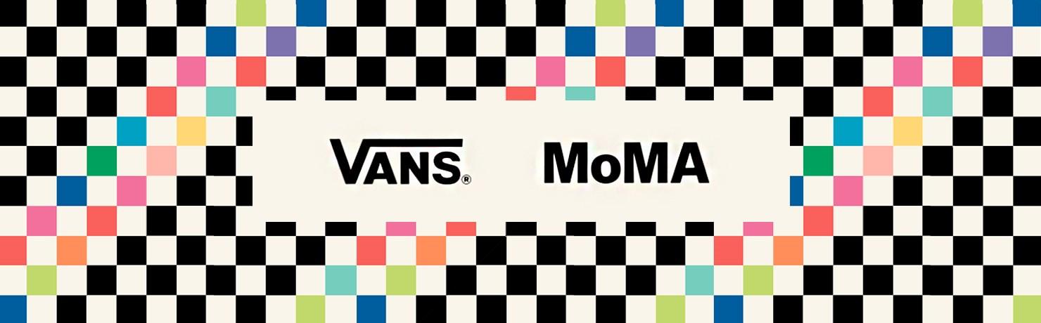 Tênis Vans MoMA Coleção Artistas Museu Arte Moderna New York