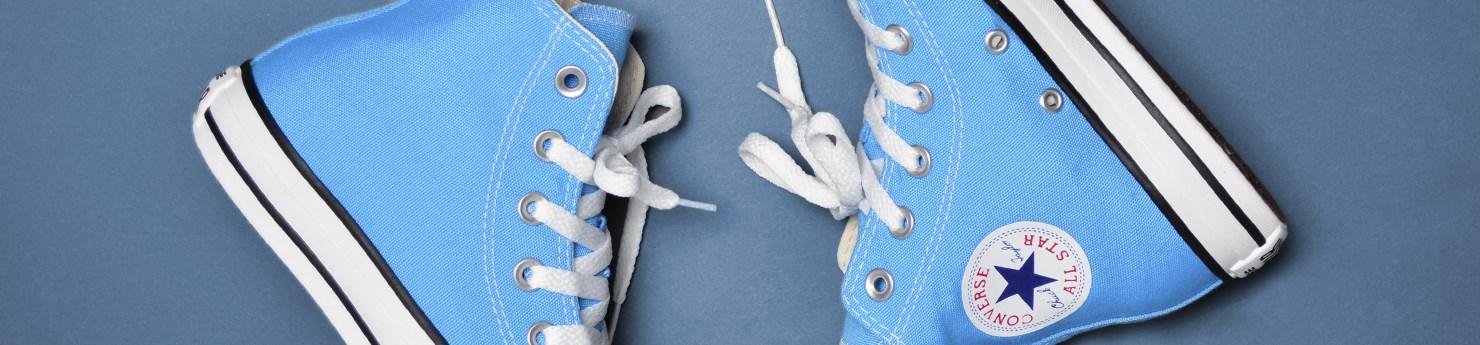 Tênis Azul