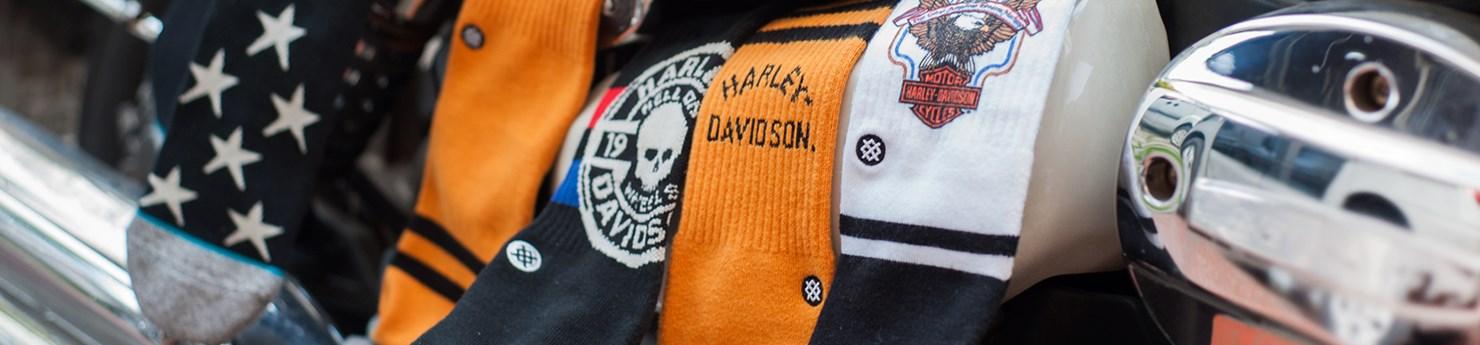 Meias Stance Harley Davidson