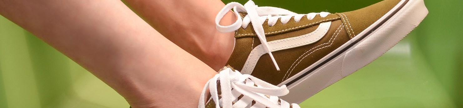 Tênis Verde - Converse, Vans, Keds, Adidas, Puma