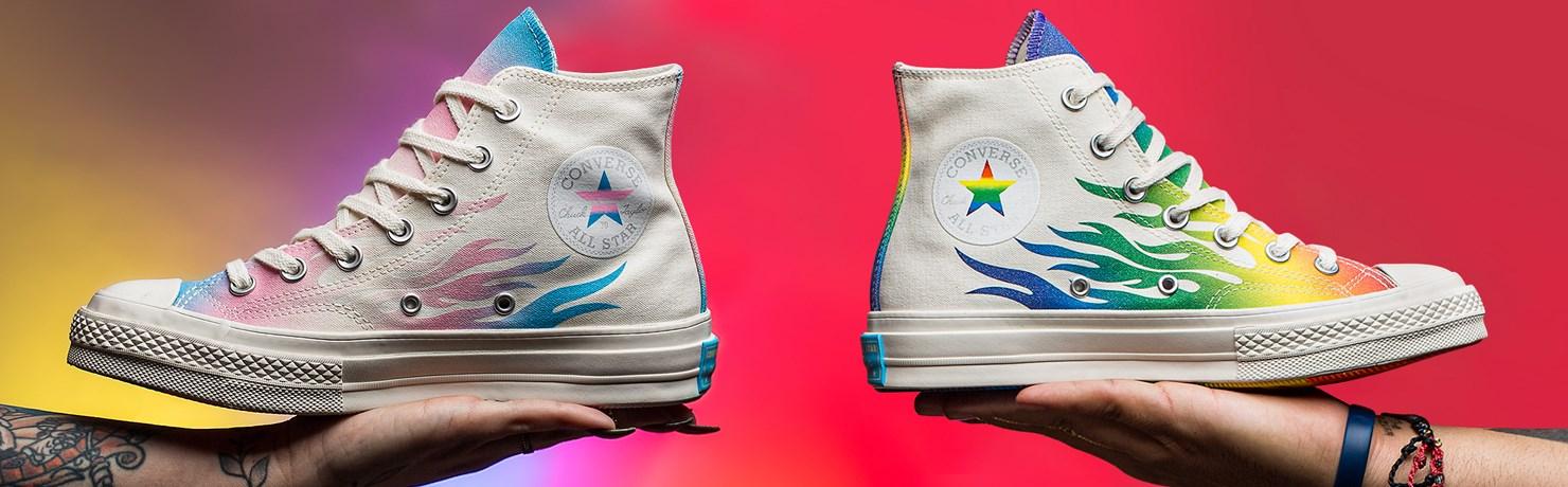 Tênis Converse Pride Chuck 70 All Star - Diversidade - LV41