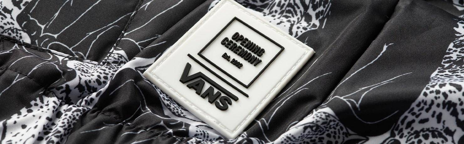 Vans Opening Ceremony Coleção Tênis Roupas Femi