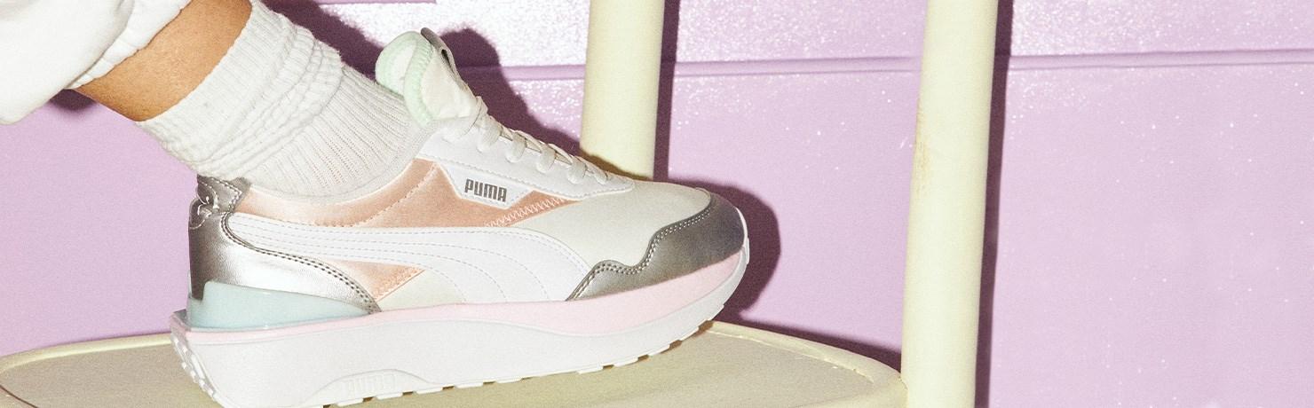 Tênis Puma Rider Mile, Cruise e Future Feminino e Masculino
