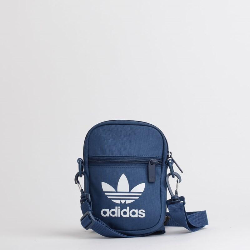 Bolsa Adidas Fest Bag Trefoil Night Marine FL9663