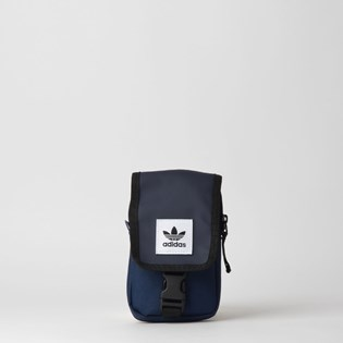 Bolsa Adidas Map Bag Preto DV2484