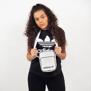 Bolsa Adidas Mini Bag Vint Branco DV2491