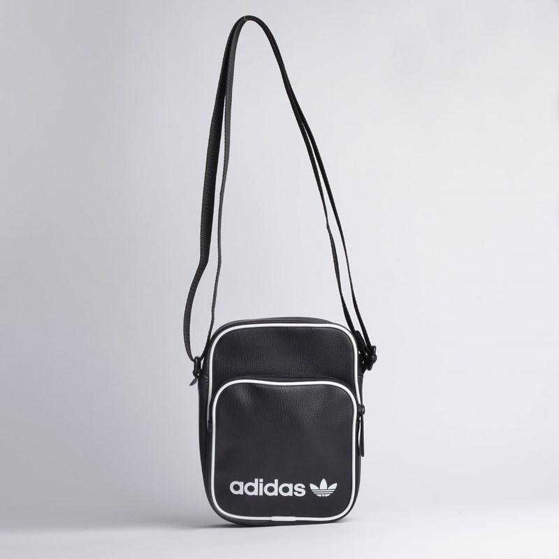 Bolsa Adidas Mini Vintage Black DH1006