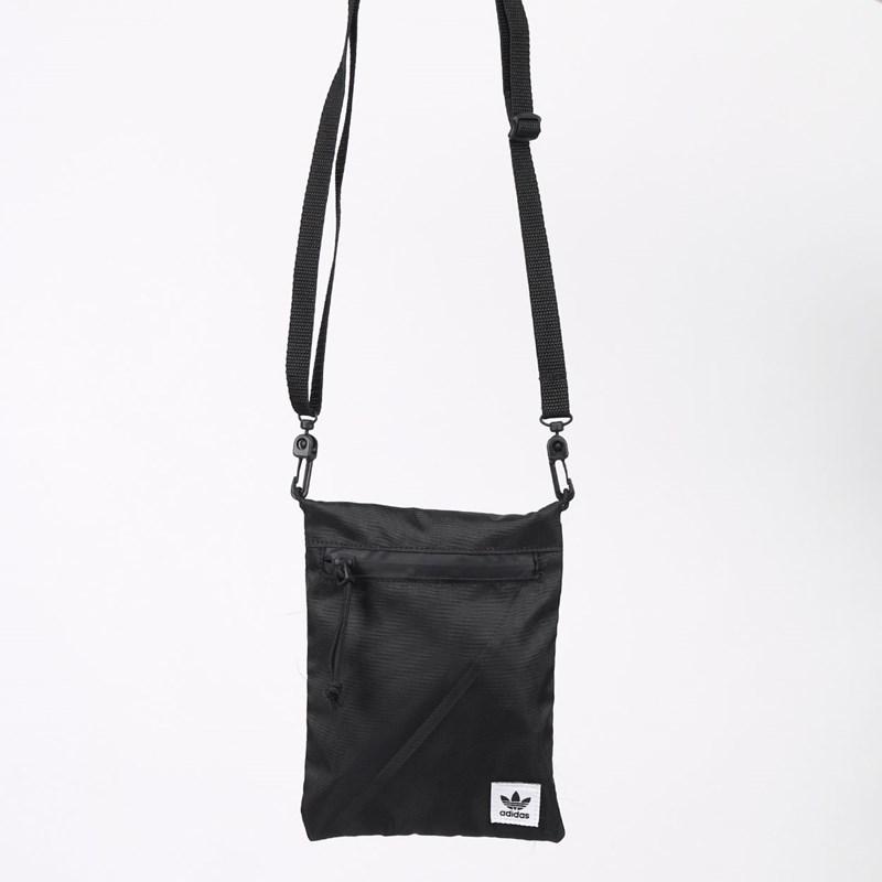 Bolsa Adidas Simple Pouch M Black FM1310