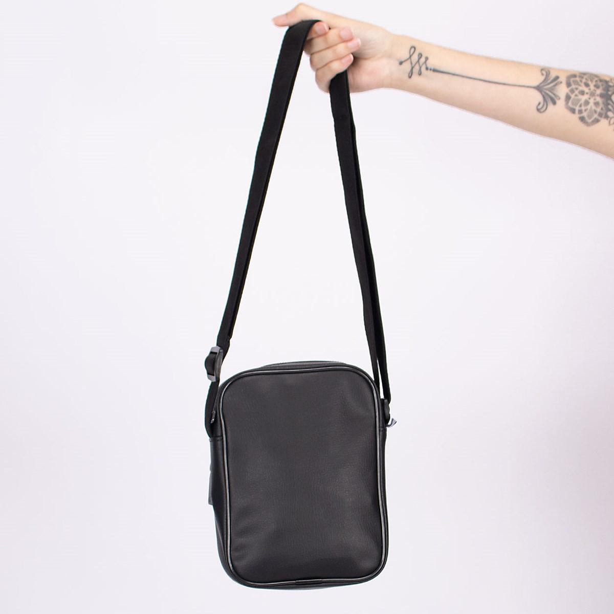 Bolsa adidas Vint Mini Bag Black GN4445