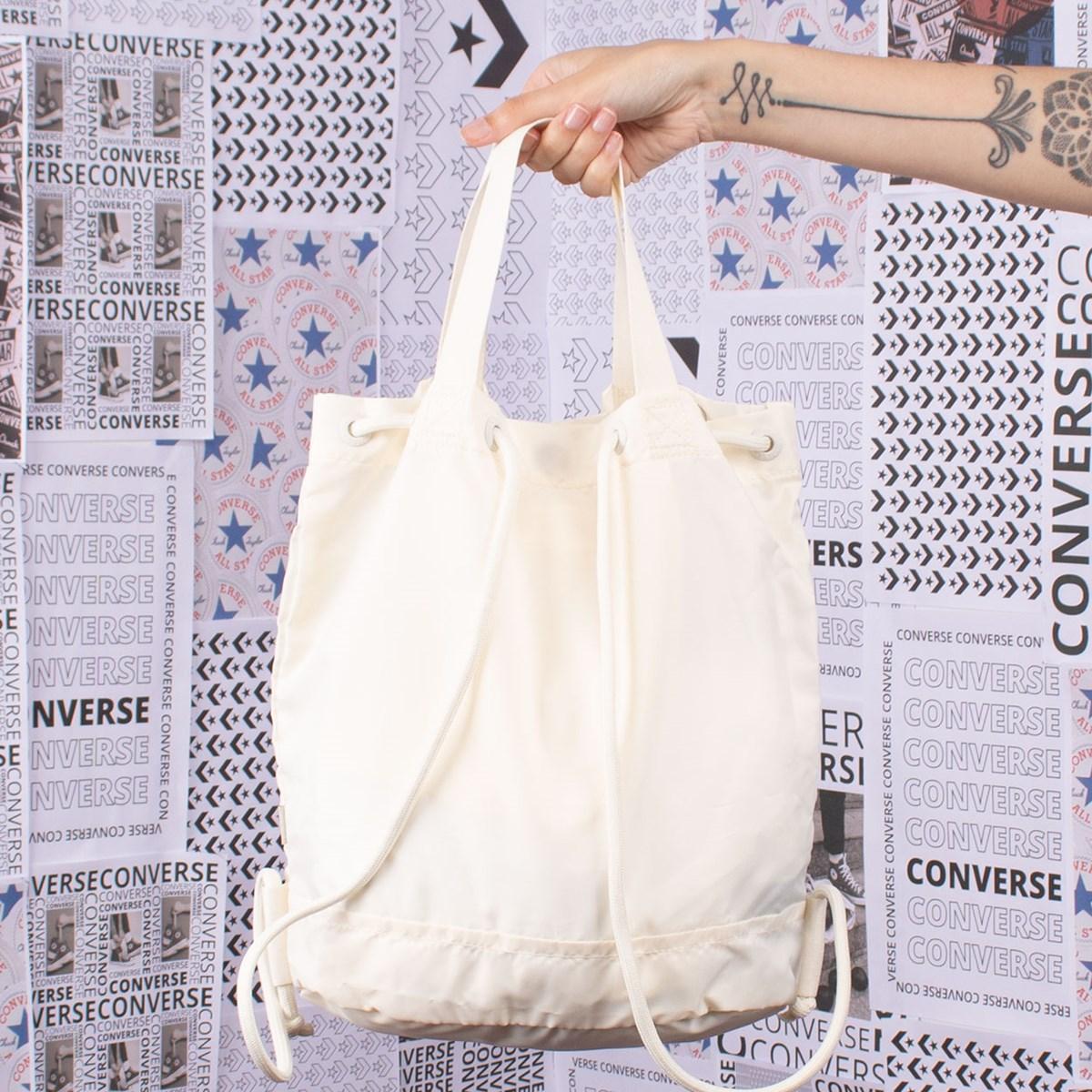 Bolsa Converse Bucket Bag Renew Egret 10019546-A01