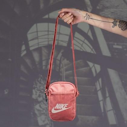 Bolsa Nike Heritage Rosa BA5871-689