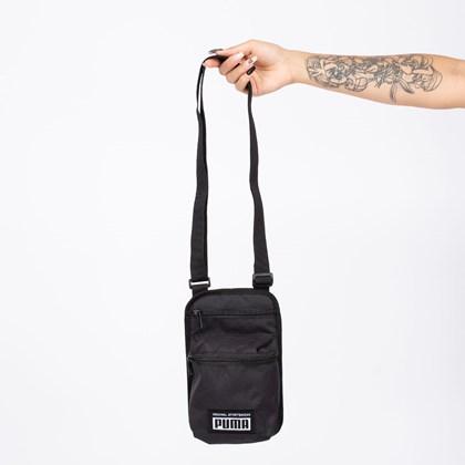 Bolsa Puma Academy Portable Black 077304-01