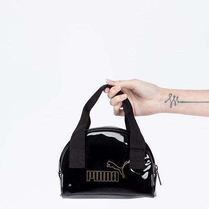 Bolsa Puma Core Up Mini Grip Bag Black 078216-01