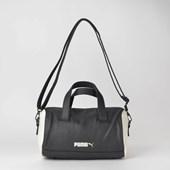 Bolsa Puma Prime Classics Handbag Preto Branco 7540501