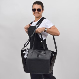 Bolsa Puma Prime Premium Large Shopper Black 07660101