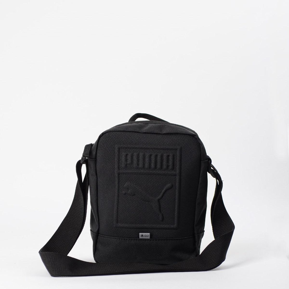 Bolsa Puma S Portable Black 07558201