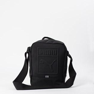 Bolsa Puma S Portable Black 7558201