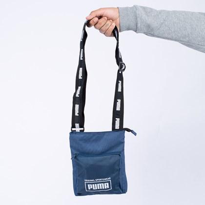 Bolsa Puma Sole Portable Dark Denim 07692602
