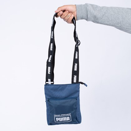 Bolsa Puma Sole Portable Dark Denim 07692602