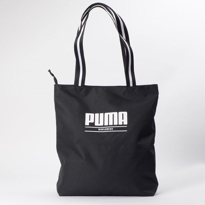 Bolsa Puma WMN Core Base Shopper Black 07657001