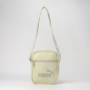 Bolsa Puma WMN Core Up Portable Overcast 07673602