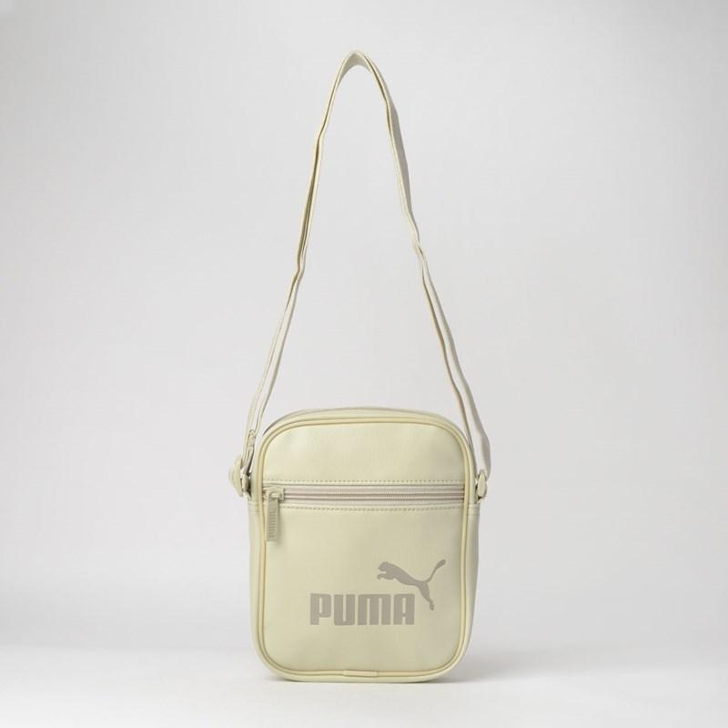 Bolsa Puma WMN Core Up Portable Overcast 07673602