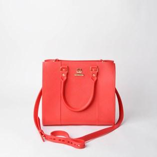 Bolsa Sweet Chic Cairo Básica Vermelho 4872