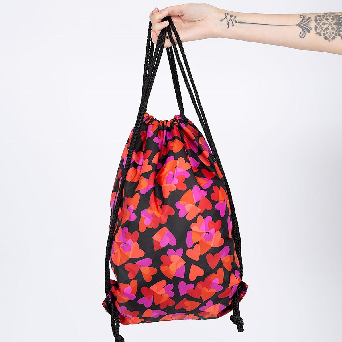 Bolsa Vans Benched Bag Valentines VN000SUFZH2