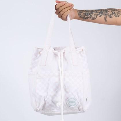 Bolsa Vans How To Duffy Bucket Bag Silver Peony VN0A5ATJRCQ