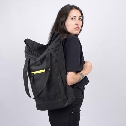 Bolsa Vans WM All Around Backpack Black VN0A4DRNBLK