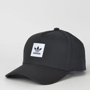 Boné Adidas Aframe Cap Preto Branco DU6796